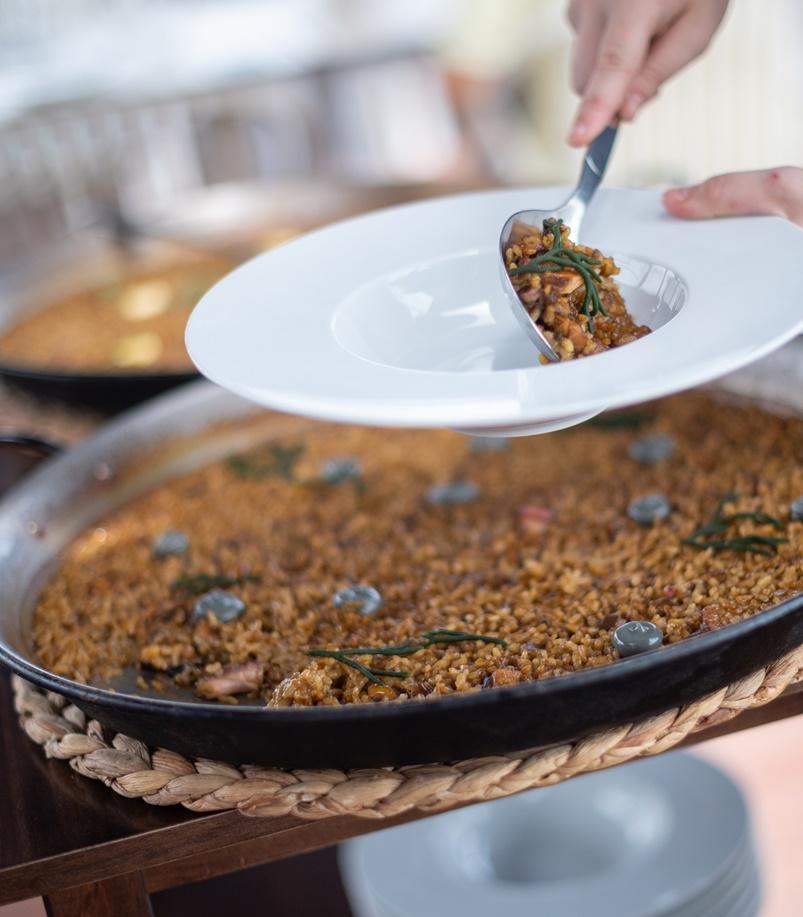 xerta mar - bar - restaurante -pescaderia - gastro bar-arroces-meditarreno-ampolla-delta ebre- pescado fresco-paella
