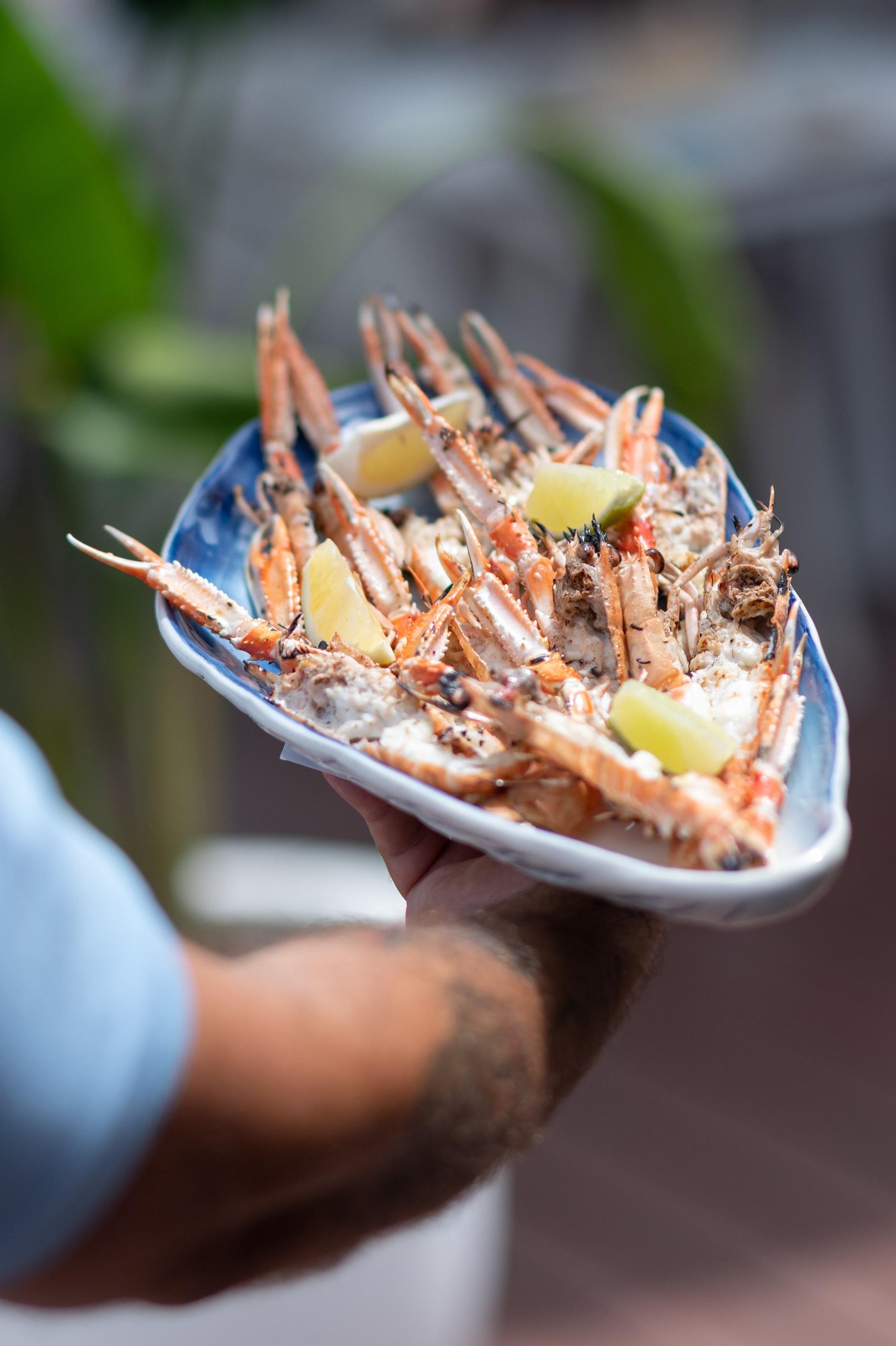 xerta mar restaurante pescaderia arroceria ampolla